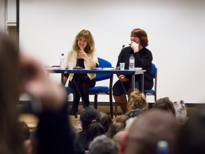 Eimear McBride in Conversation with Jacqueline Rose